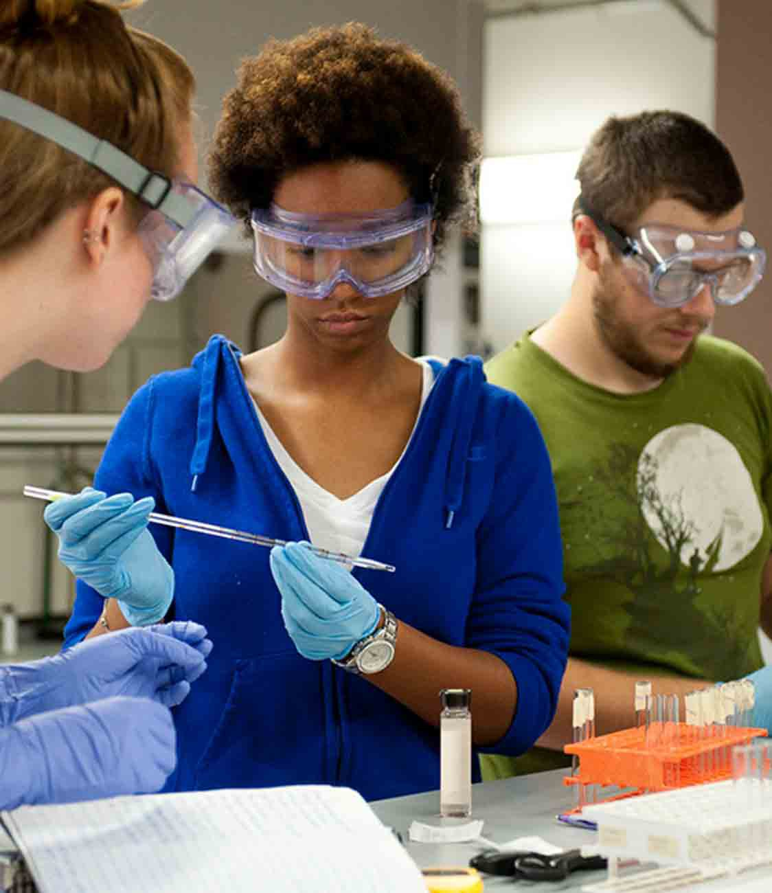 science universities in Maryland