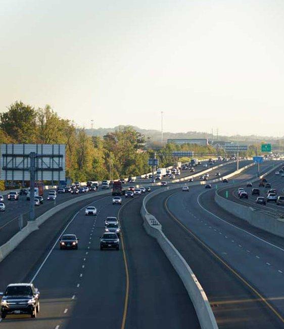 Maryland interstate transportation