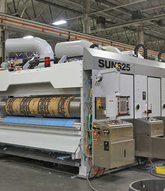 Sun Automation Group 625 Machine