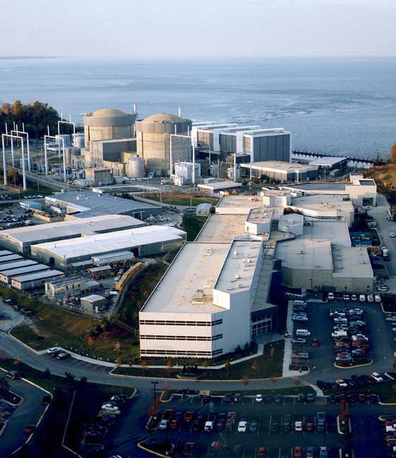 Maryland energy - Calvert Cliffs Nuclear plant