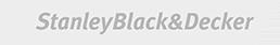 stanley black & decker logo