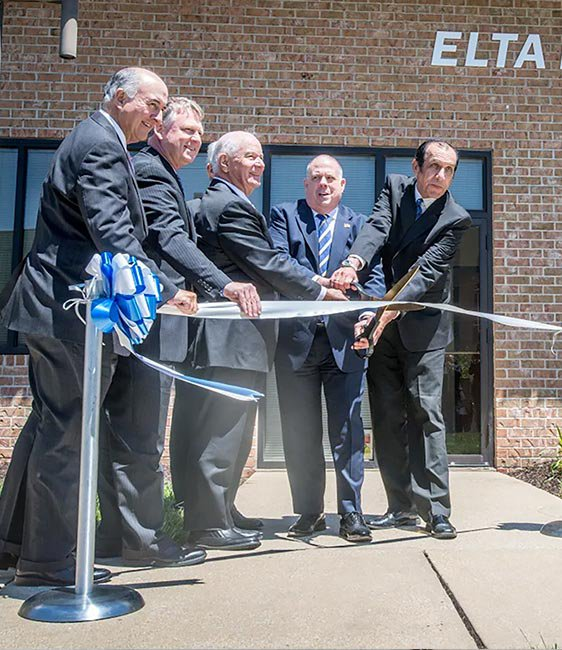 Maryland ELTA ribbon cutting