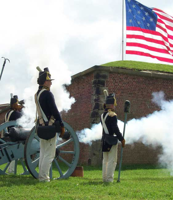Maryland History Reenactment